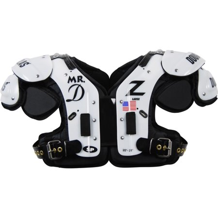 Douglas SP Adult Football Shoulder Pads - OL / DL Adult Football Shoulder Pads