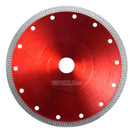 Porcelain Tile Dry Cutting Blade Disc Wheel Angle