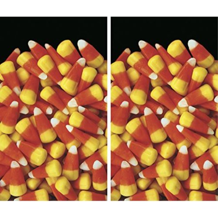 WOWindow Posters Candy Corn Galore Halloween Window Decoration Two 34.5