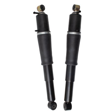 Tahoe Rear Axle (Pair Set Rear Air Shock Absorbers Replacement for Avalanche Escalade Suburban Tahoe Yukon & XL 19300045 19300046 )