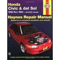 2012 honda pilot haynes manual
