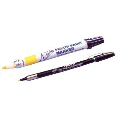 Ni Feltip Orange Marker00356