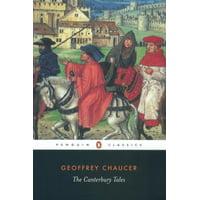 Penguin Classics: The Canterbury Tales (Paperback)