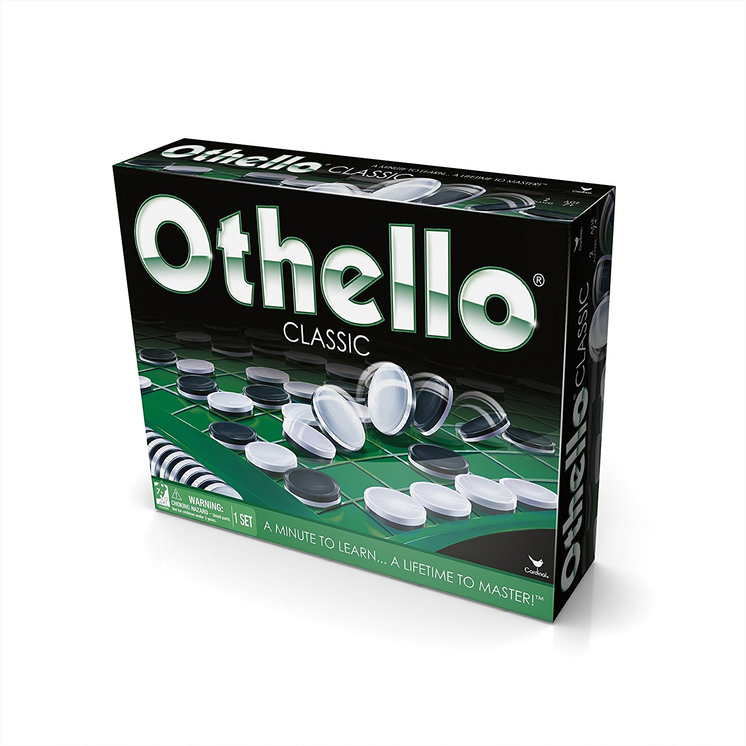 Cardinal Industries Othello Classic Game (2 Player)