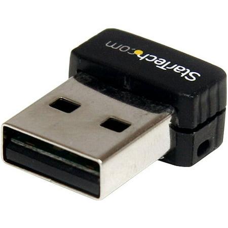 Startech Com Usb 150Mbps Mini Wireless N Network Adapter  802 11N G 1T1r