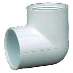 Genova Products  33915 1.5-inch PVC Sch. 40 90-degree Female