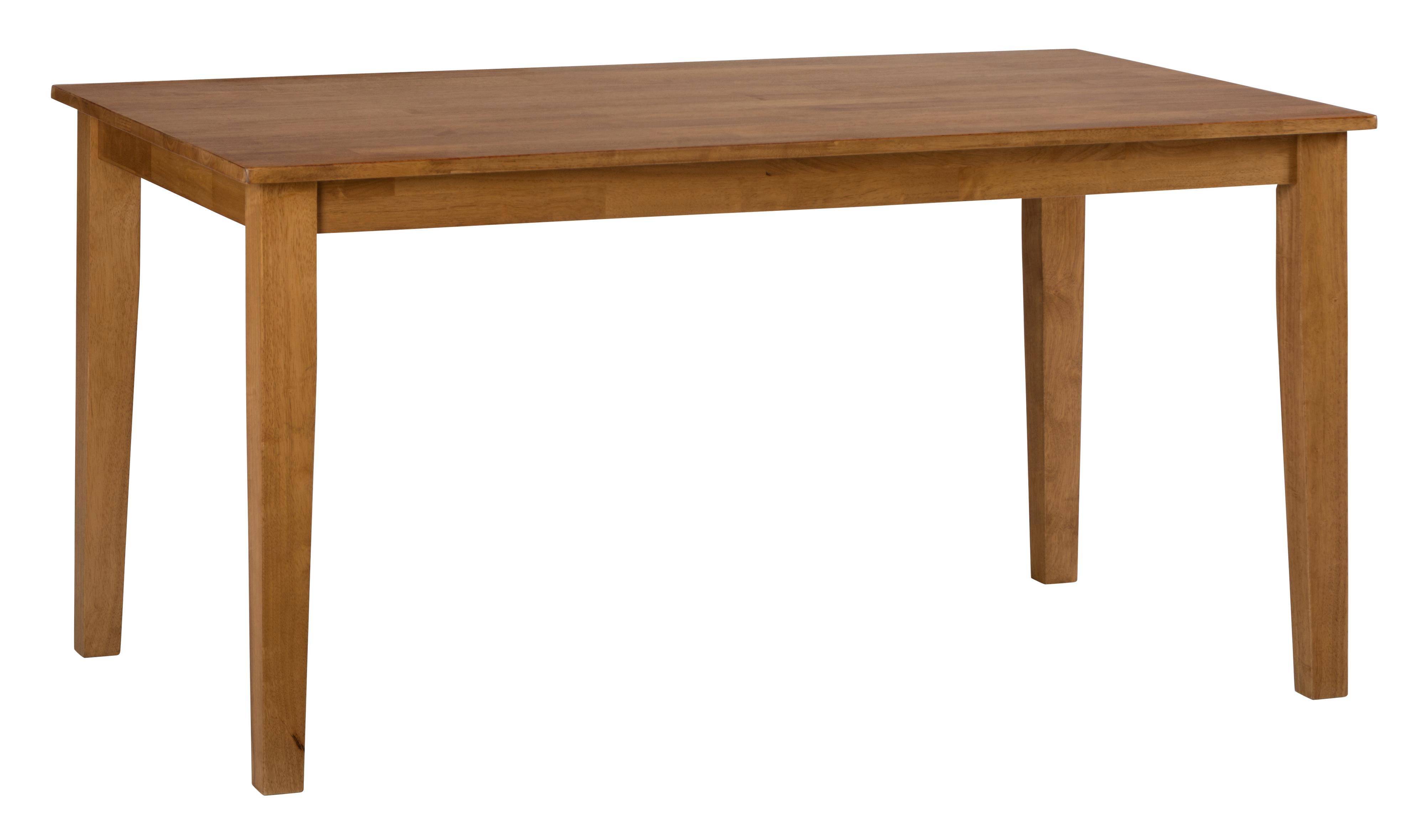 Jofran 352-60 Simplicity Honey Rectangle Dining Table by Jofran