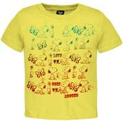 Peanuts - Love Goes Around Infant T-Shirt