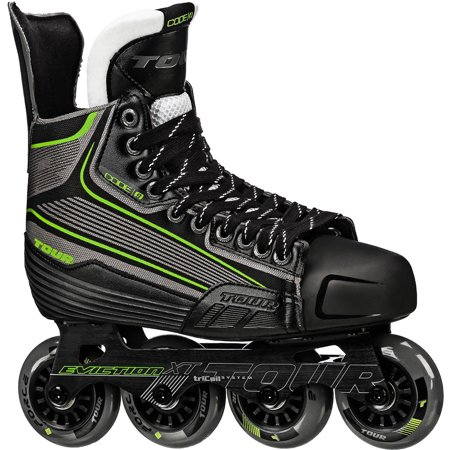 Tour Hockey Code 9 Senior Inline Hockey Skate ( 59TA (Hockey Rollerblades)