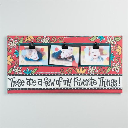 glory haus favorite things clip picture frame. Black Bedroom Furniture Sets. Home Design Ideas