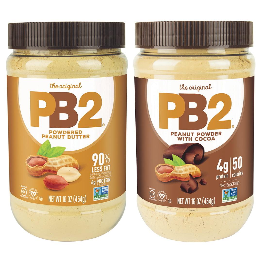 🌱 Shop No Sugar Added Powdered Peanut Butter at Change Market