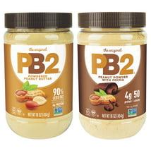 Peanut & Nut Butters: PB2 Powdered Peanut Butter