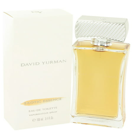 David Yurman David Yurman Exotic Essence Eau De Toilette Spray for Women 3.4 oz