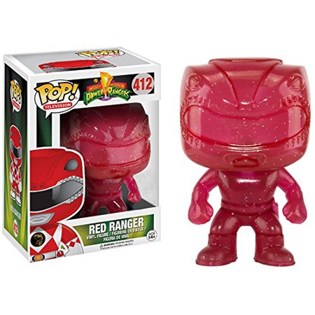 Funko Pop Power Rangers Red Ranger Morphing GameStop Exclusive Ford Ranger Pop