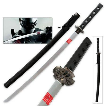 Snake Sword (GI Joe Snake Eyes Full Tang Sword)