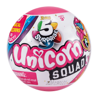 5 Surprise Unicorn Squad Mystery Collectible Capsule by ZURU