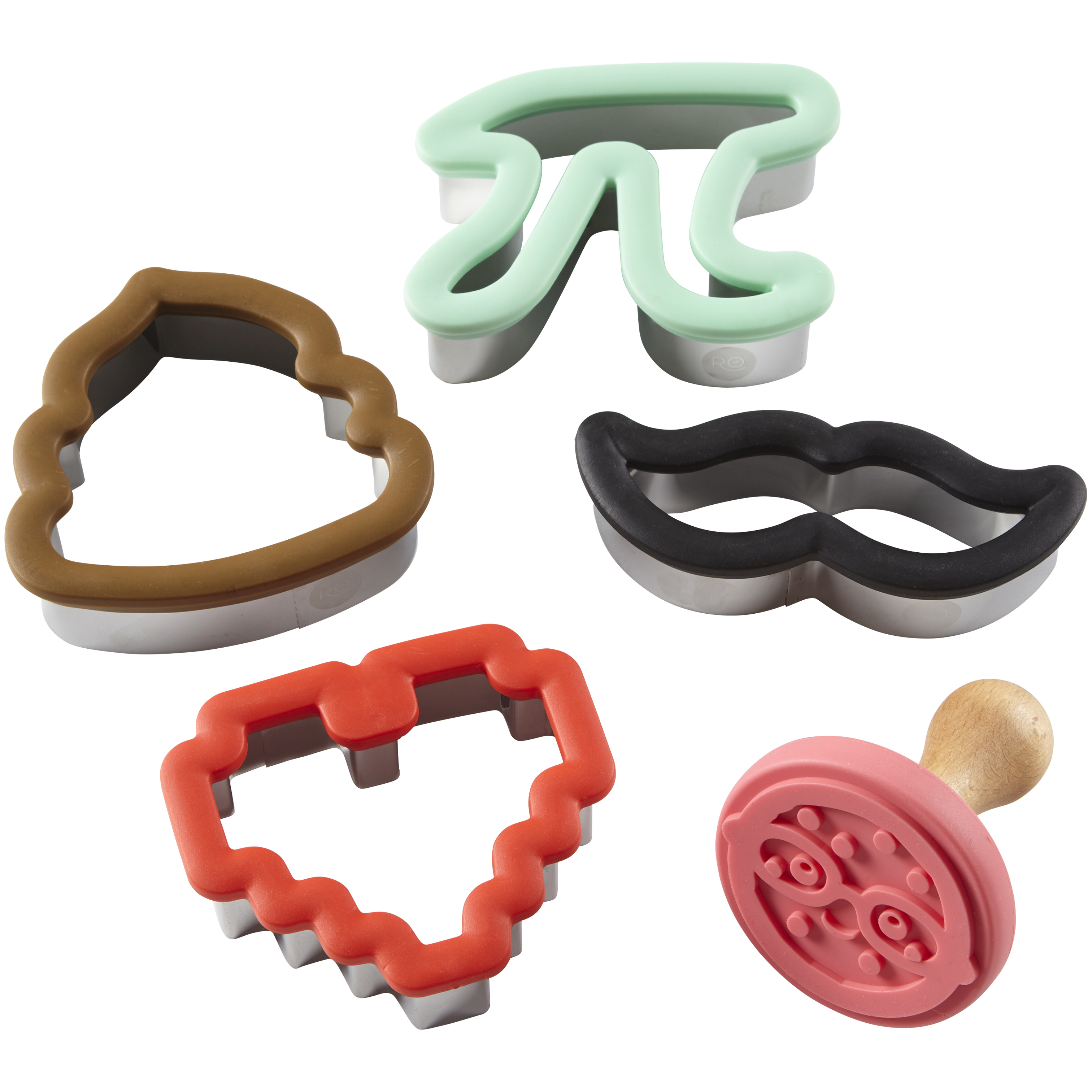 Wilton Rosanna Pansino Nerdy Nummies Crazy for Cookies Set