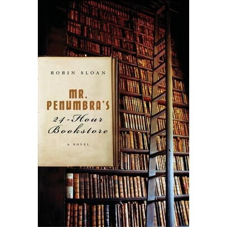 Mr. Penumbra's 24-Hour Bookstore](Carnival Bookstore)
