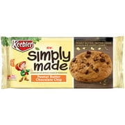 Keebler Simply Made Peanut Butter Chocolate Chip Cookies, 10 Oz.