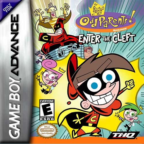 The Fairy Odd Parents: Enter the Cleft GBA ()