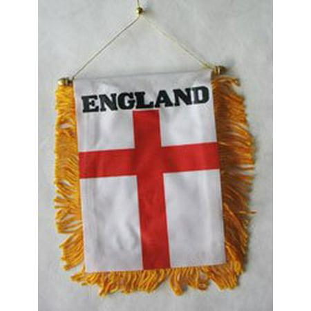 England (St. George) Window Hanging Flag ()
