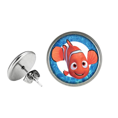 Finding Nemo Disney Post Stud Earrings Finding Nemo Disney Post Stud Earrings
