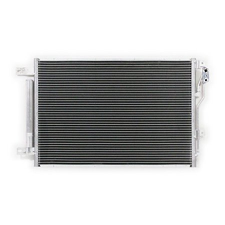 A-C Condenser - Pacific Best Inc For/Fit 4192 13-16 Dodge Dart w/Receiver Drier Parallel