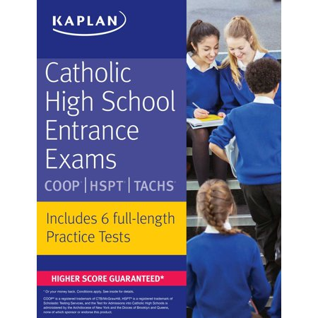 Catholic High School Entrance Exams : COOP * HSPT * (Best Care Lpn Entrance Exam)