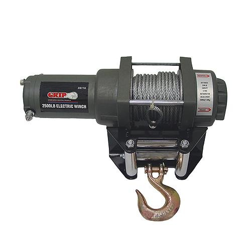 Grip 28770 Electric ATV Winch