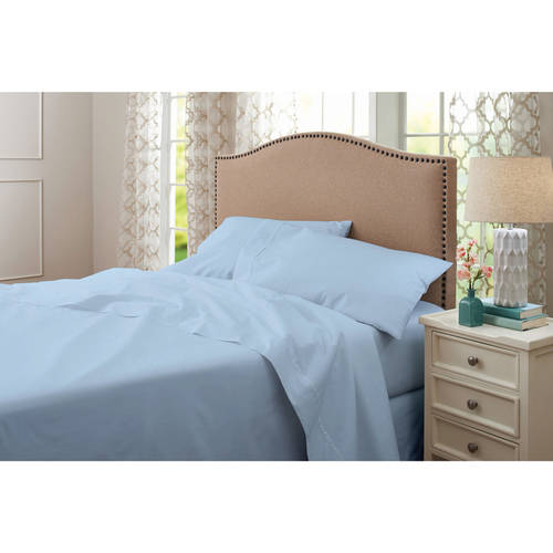 Better Homes and Gardens 350 Thread Count Hygro Cotton Percale Sheet Set