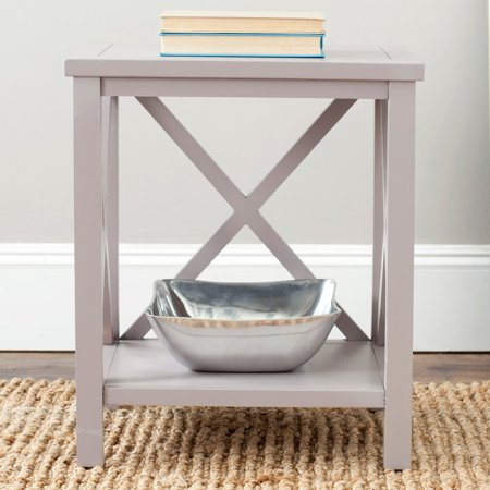 Safavieh Candence Cross Back End Table ()