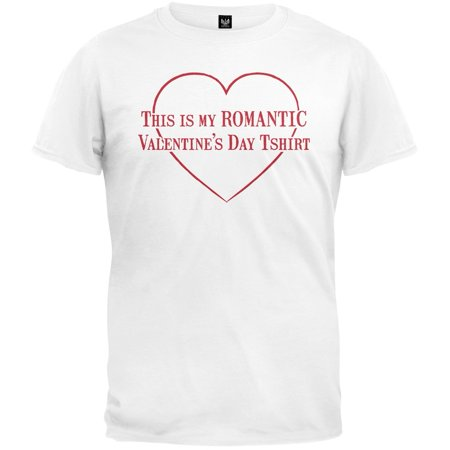 Romantic Valentines T-Shirt