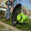 Greenworks 13 in. 40V Cordless String trimmer, Battery Not Included, 21332