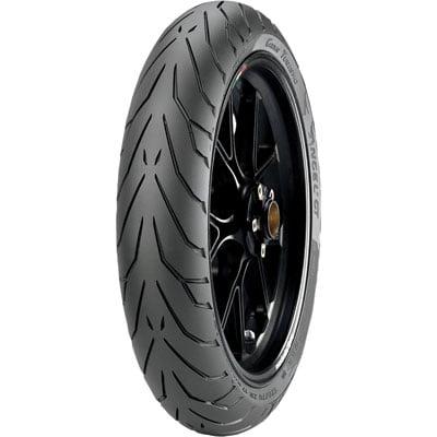 120/70ZR-17 (58W) Pirelli Angel GT Front -A- Spec Motorcycle Tire for Ducati 1000 Sport Classic PaulSmart LE 2006 (Le Specs Shop)