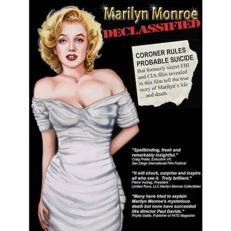 Marilyn Monroe: Declassified (DVD) - Zombie Marilyn Monroe Costume