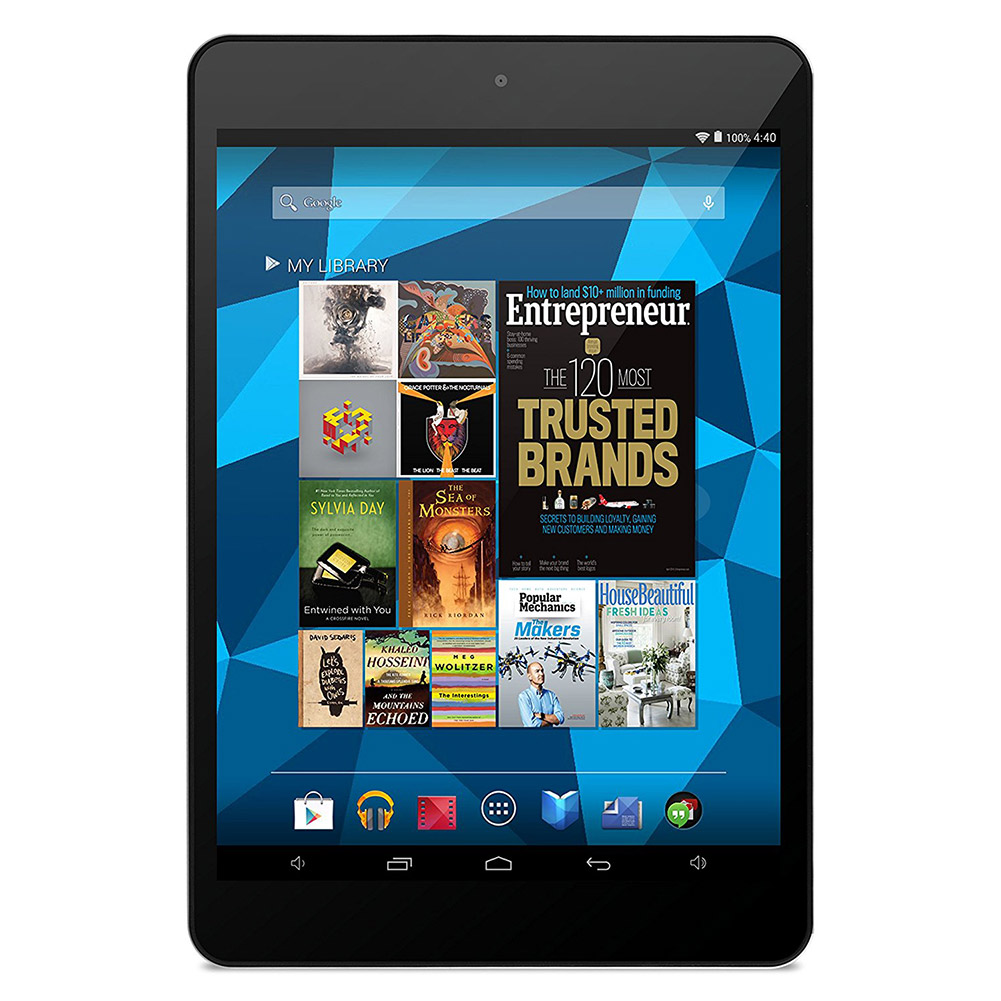"XOVision Ematic EGQ780-GY 7.9"" 8GB Tablet w/ HD Display &..."