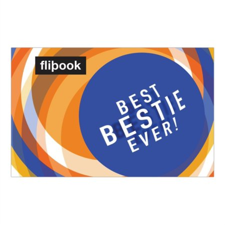 BEST BESTIE EVER FLIPBOOK