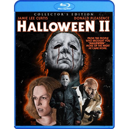Halloween II (Blu-ray) (John Carpenter Halloween 2 Theme)