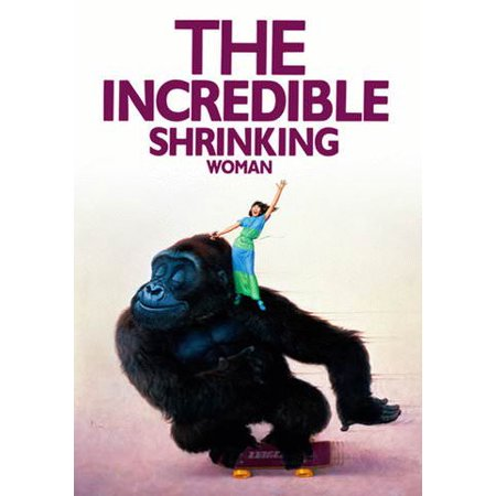 The Incredible Shrinking Woman (Vudu Digital Video on Demand) - Lady From Incredibles