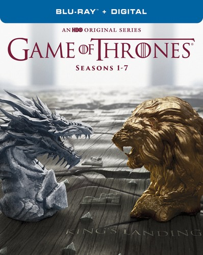 Game of Thrones: The Complete Seasons 1-7 (Blu-ray + Digital) by WM PRODUCTIONS/WARNER