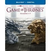 Game of Thrones: The Complete Seasons 1-7 (Blu-ray + Digital)
