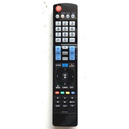 LG AKB73756567 Replacement TV Remote Control for LG Smart 3D 4K TVs 39LB5800 47LB5800 52LD550 47LD650 60LD550 55LE7300 ()