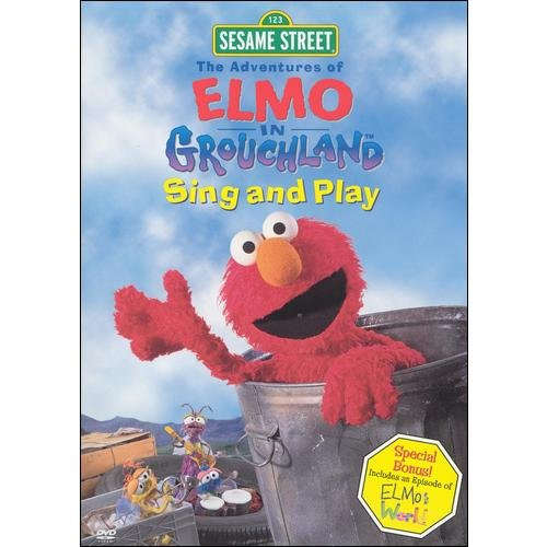 Sesame Street: The Adventures Of Elmo In Grouchland - Sing And Play (Full Frame)