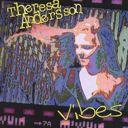 Theresa Andersson   Vibes  Cd