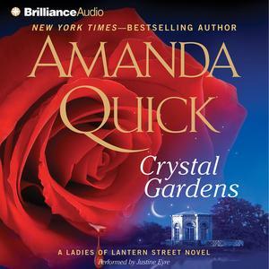 Crystal Gardens - Audiobook