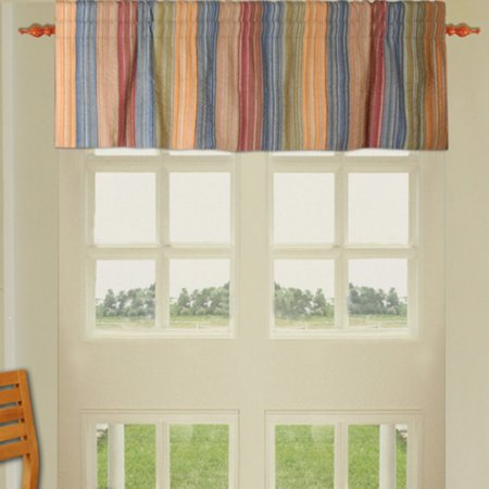 Greenland Home Fashions - Katy Quilted Valance - 16L x 84W in.
