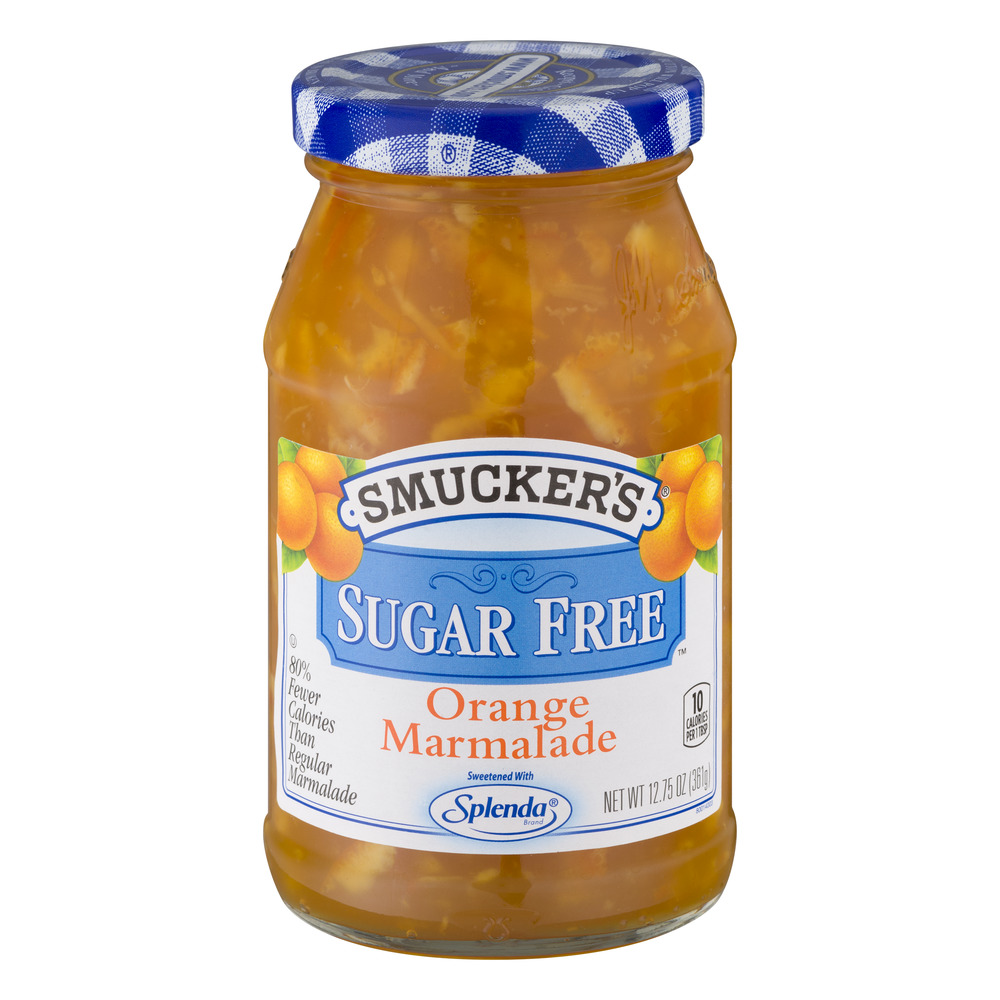 Smucker's Sugar Free Orange Marmalade, 12.75 OZ by The J.M. Smucker Company