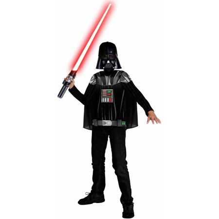 Star Wars Darth Vader Child Halloween Costume](Darth Vader Costume Kids)