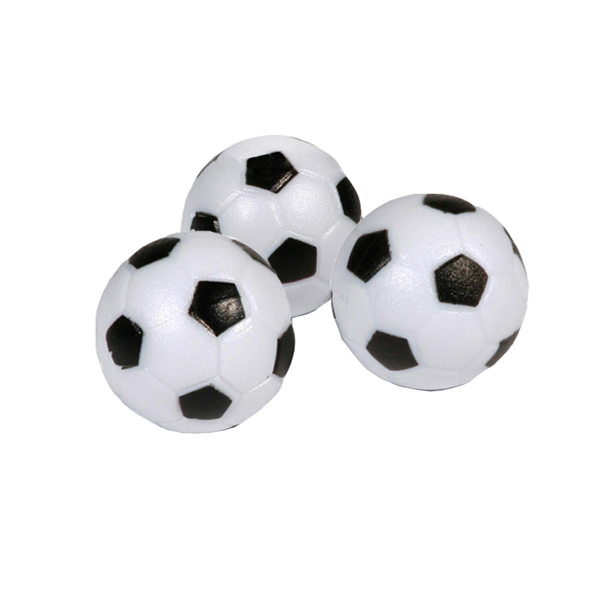Hathaway Soccer Ball Style Foosballs - 3-pack