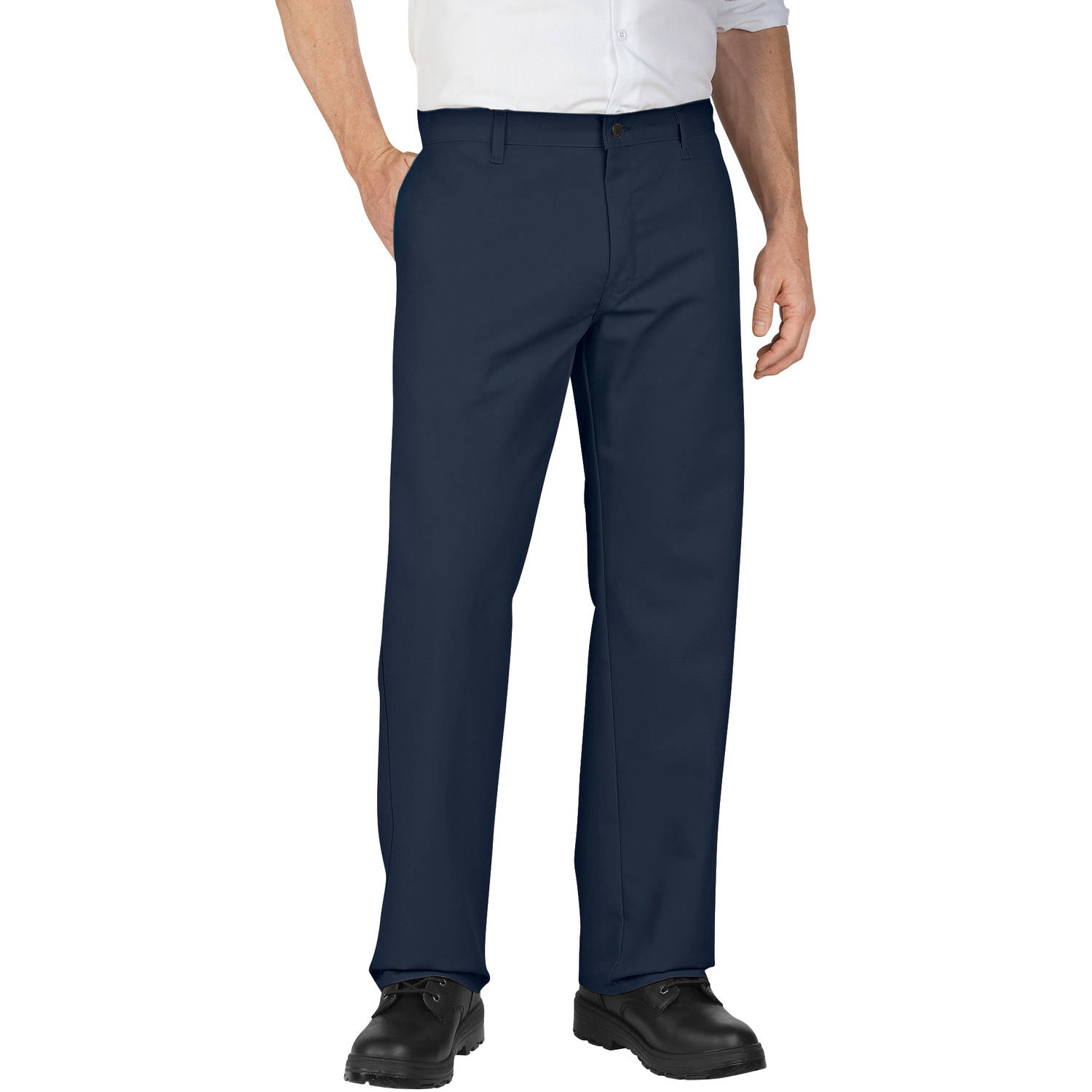 Genuine Dickies Men's Relaxed Fit Easy Reach Pocket Pant